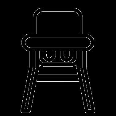 Stolice za hranjenje