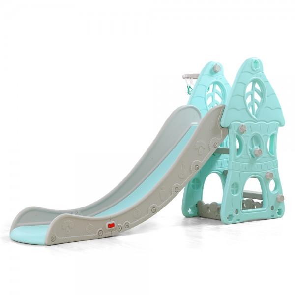 Tobogan za decu Garden model Zimbo - plavi