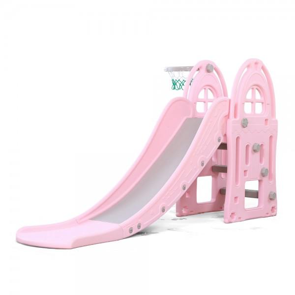 Tobogan za decu Garden model Verena - pink