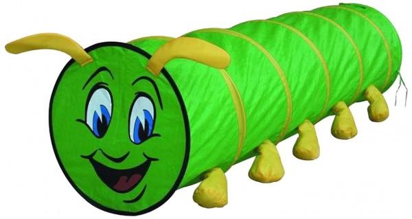 Knorr dečiji šator-tunel za igru Gusenica