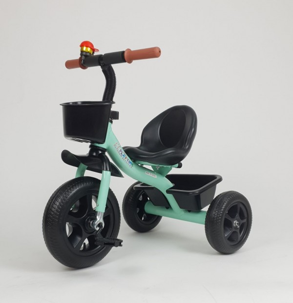 Tricikl bez tende mini, Model 426 ''Nani'' Zelena