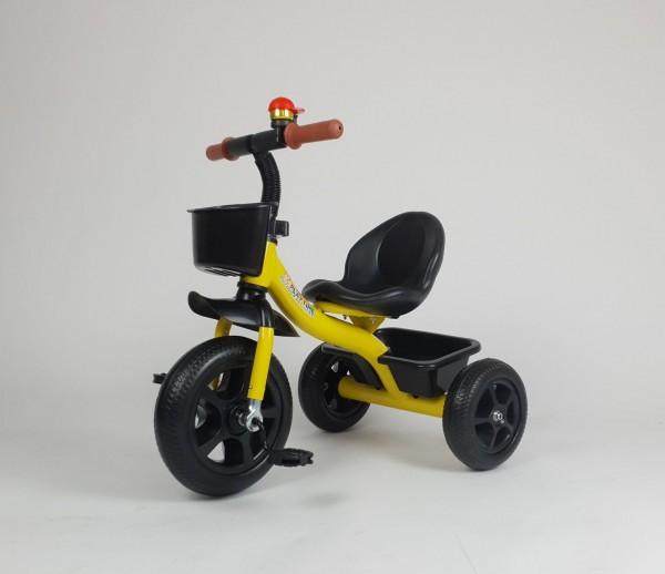 Tricikl bez tende mini, Model 426 ''Nani'' Žuti