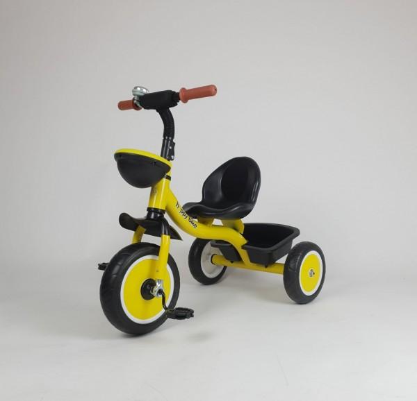 Tricikl bez tende mini, Model 427 ''Denis'' žuti