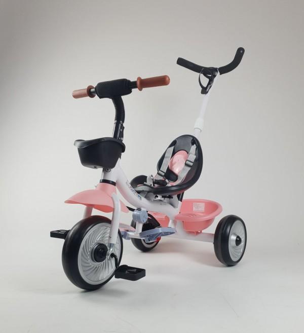 Tricikl-guralica za decu Model 429 Pink