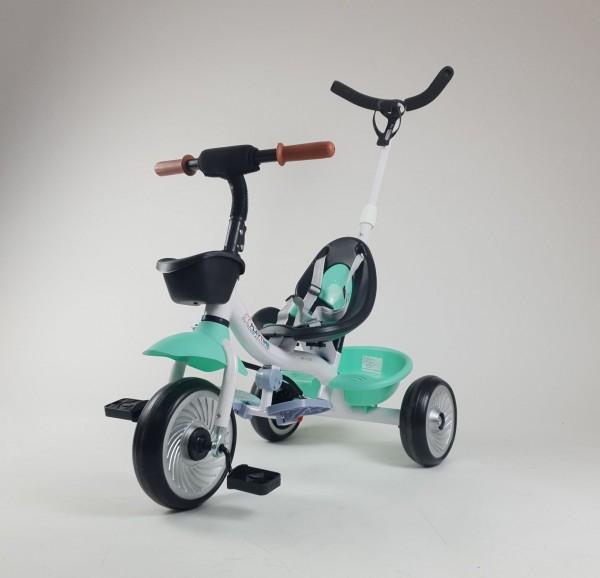 Tricikl-guralica za decu Model 429 Zeleni