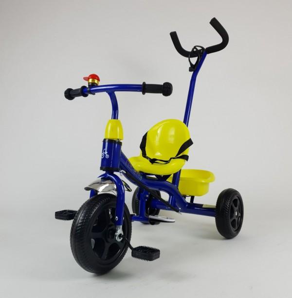 Tricikl-guralica za decu Model 430 Plavi