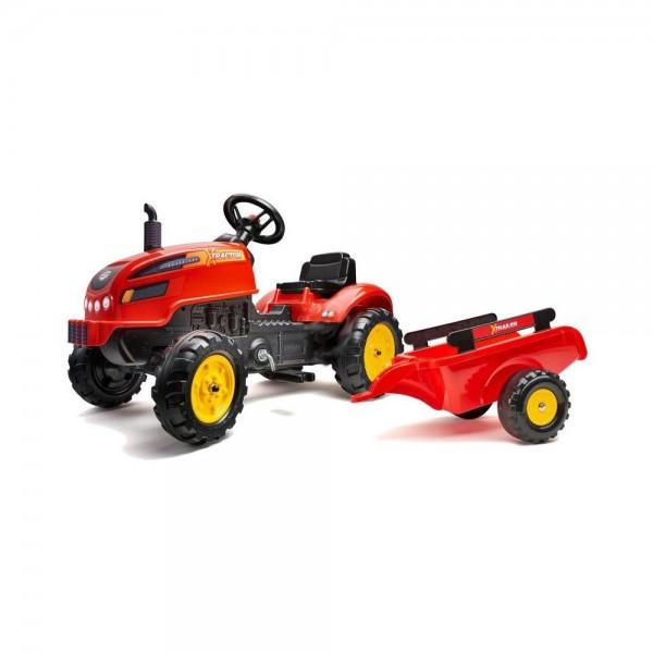 Traktor X crveni