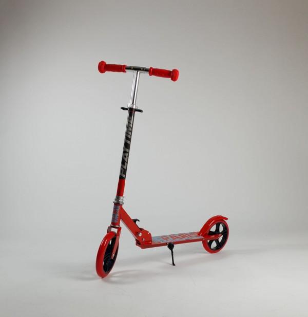 Trotinet za odrasle sklapajući Model 657 Crveni