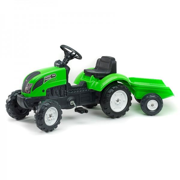 Falk Dečiji Traktor na pedale Garden master zeleni