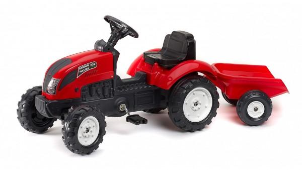 Falk Dečiji Traktor na pedale Garden master crveni