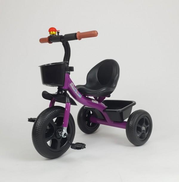 Tricikl bez tende mini, Model 426 ''Nani'' Ljubičasti