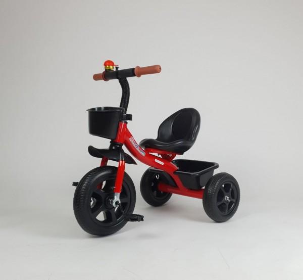 Tricikl bez tende mini, Model 426 ''Nani'' Crveni
