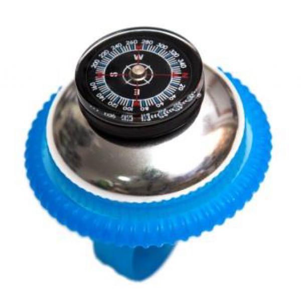 Zvonce kompas plavo