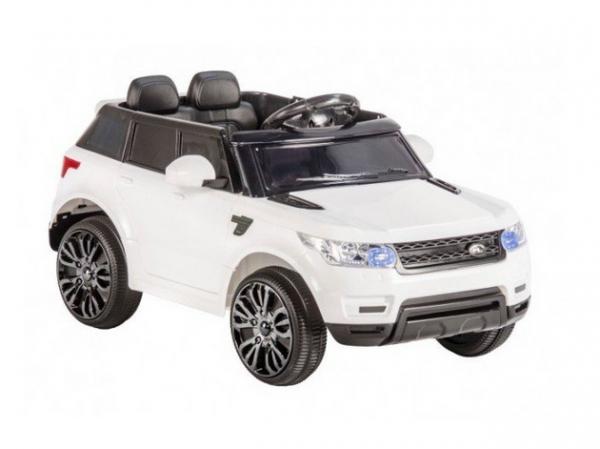 Dečiji auto na akumulator po modelu Range Rovera beli
