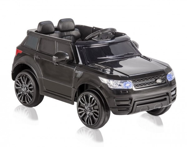 Dečiji auto na akumulator po modelu Range Rovera crni