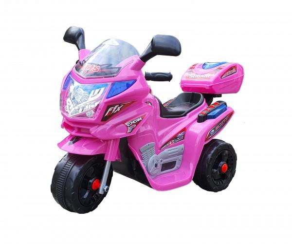 Dečiji motor na akumulator Model 104 pink