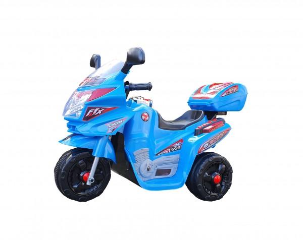 Dečiji motor na akumulator Model 104 plavi