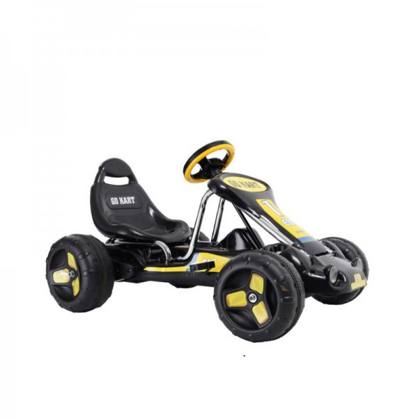 Dečiji auto na pedale Formula Model 404 crna