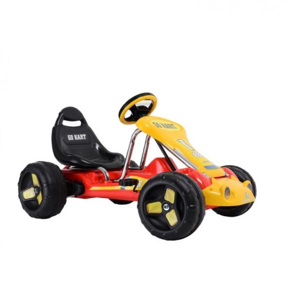 Dečiji auto na pedale Formula Model 404 crvena