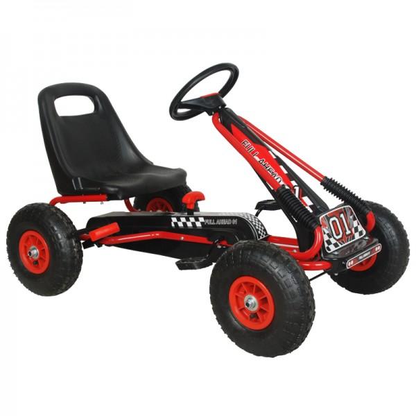 Dečiji auto na pedale Formula Model 951 crvena
