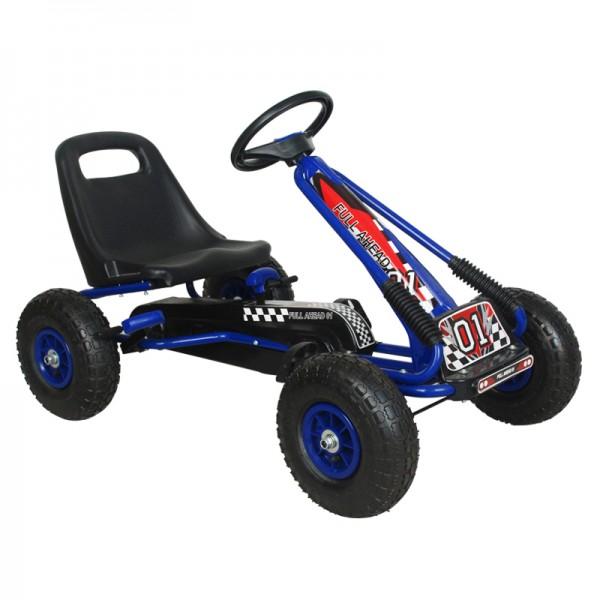 Dečiji auto na pedale Formula Model 951 plava