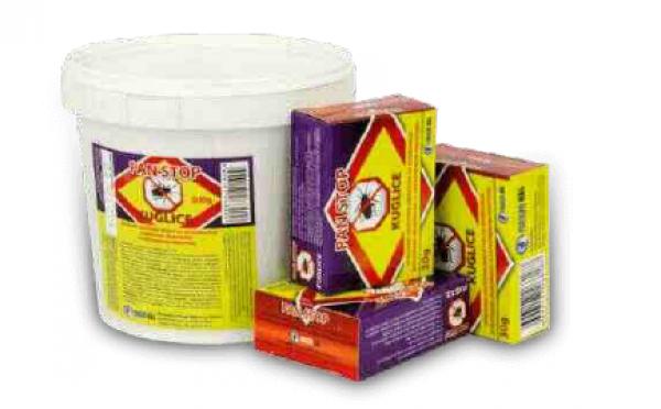 PAN STOP - Efikasno sredstvo za suzbijanje bubašvaba (bubarusa) 30g