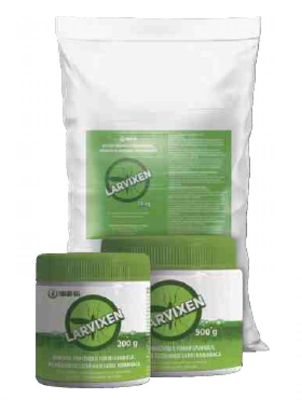 LARVIXEN - Biocidni proizvod u formi granula namenjen za suzbijanje larvi komaraca 200g
