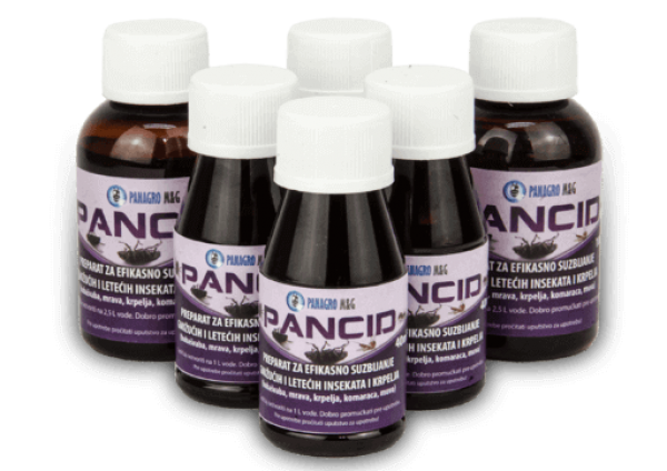 Pancid tečni koncentrovani insekticid 100ml
