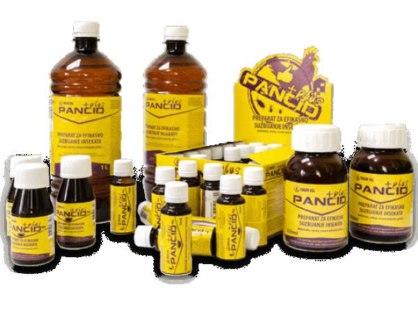Pancid Plus tečni koncentrovani insekticid 100ml