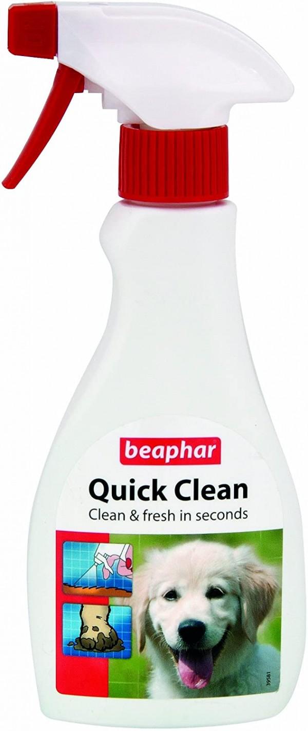 Beaphar Quick clean dog - sprej za čišćenje krzna pasa