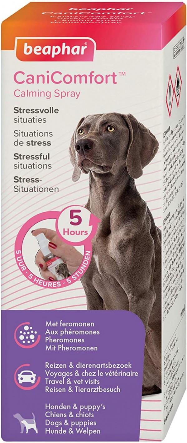 Beaphar Canicomfort spray - sprej za smirenje pasa