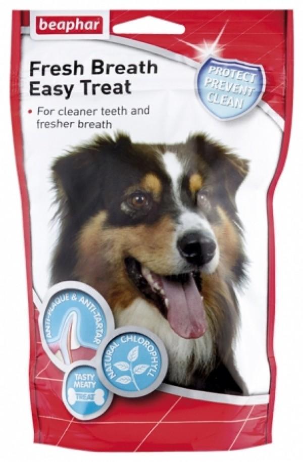 Beaphar Fresh breath treat dog - tablete za osvežavanje daha pasa