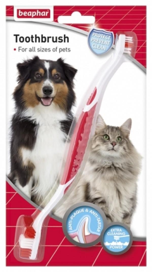 Beaphar Toothbrush - četkica za zube za pse i mačke