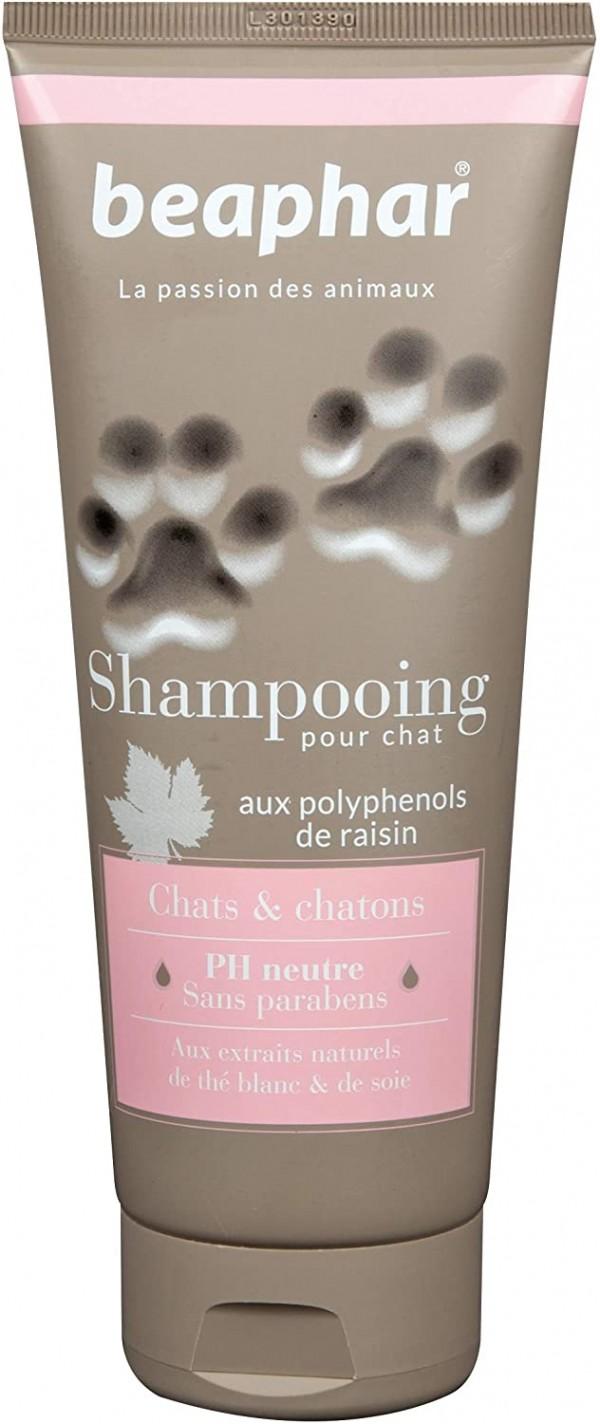 Beaphar Shampoo premium cat - šampon za mačke i mačiće za negu dlake
