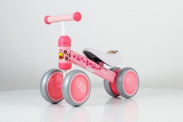 Dečija - Baby balance bicikla ''Happy bike'' Model 753 Roze