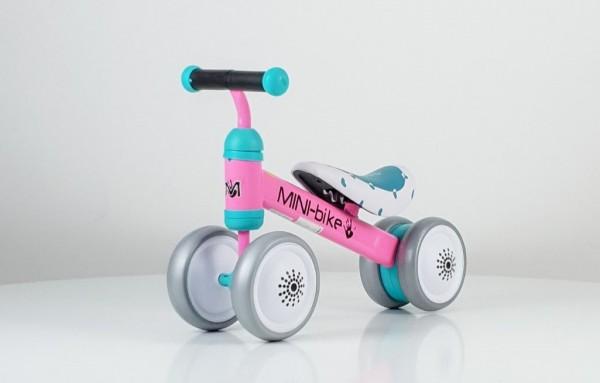 Dečija - Baby balance bicikla ''Happy bike'' Model 753 Zelena