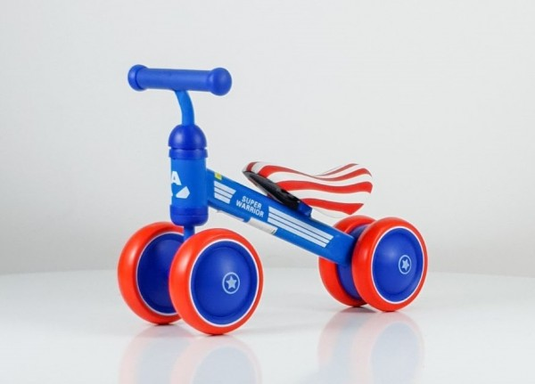 Dečija - Baby balance bicikla ''Happy bike'' Model 753 Plava