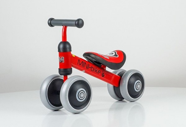 Dečija - Baby balance bicikla ''Happy bike'' Model 753 Crvena