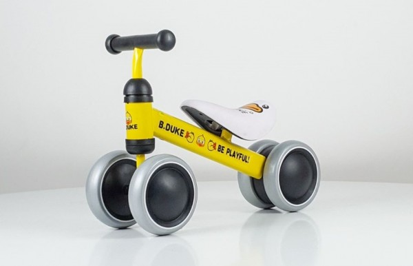 Dečija - Baby balance bicikla ''Happy bike'' Model 753 Žuta