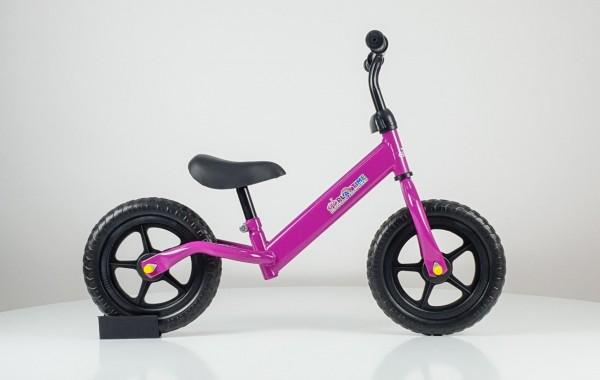 Bicikla za decu Balance bike 750 Ljubičasti