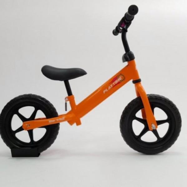 Bicikla za decu Balance bike 750 svetlo crvena