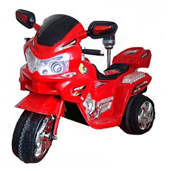 Motor za decu na akumulator 111 crveni