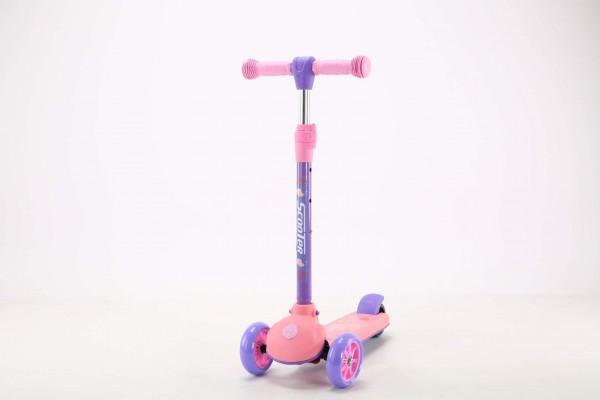 Trotinet za decu Model 651 pink NOVO