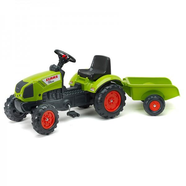 Traktor Claas sa prikolicom