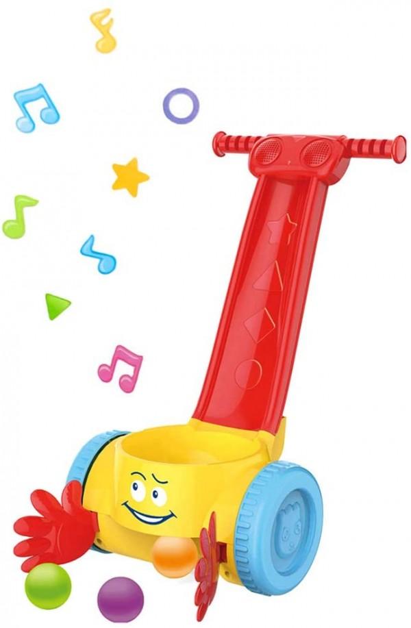 Dečija muzička hodalica sa lopticama