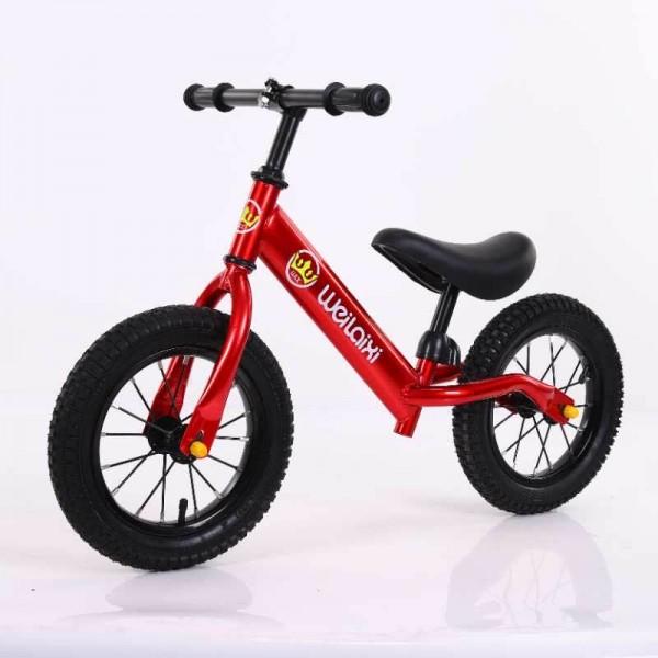 Bicikla za decu Balance bike 760 crveni