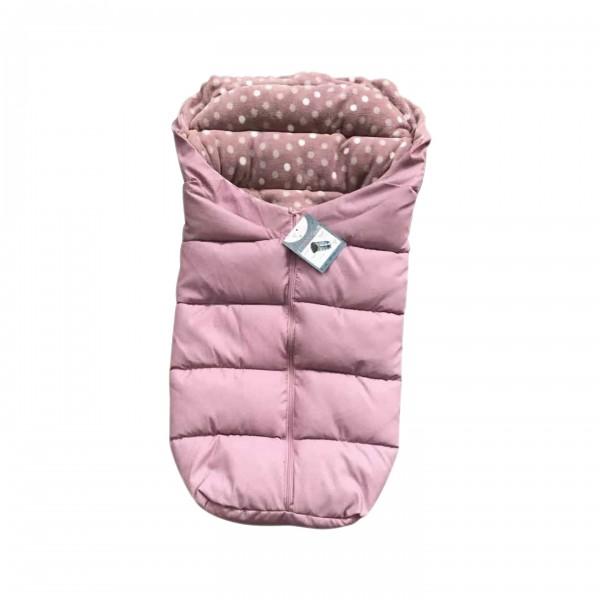 """Zimska vreća za spavanje za kolica""""Cuddle"""" pink"""