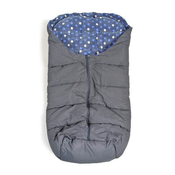 """Zimska vreća za spavanje za kolica""""Cuddle"""" denim"""