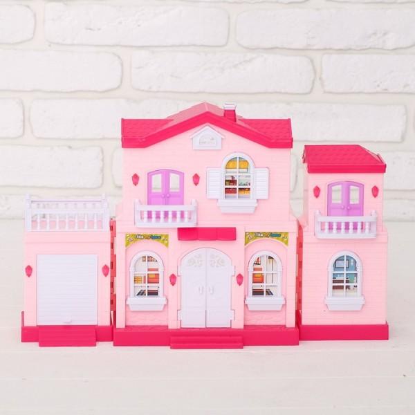 Kućica za lutke I like my home