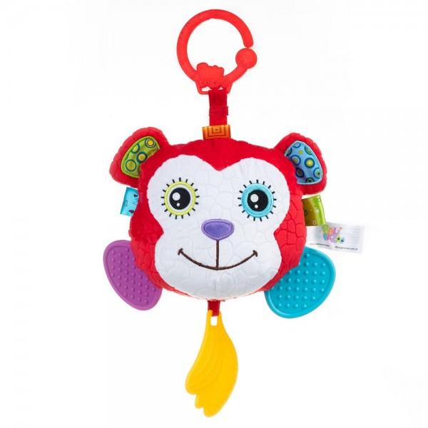 Igračka za bebe Majmunče Aga